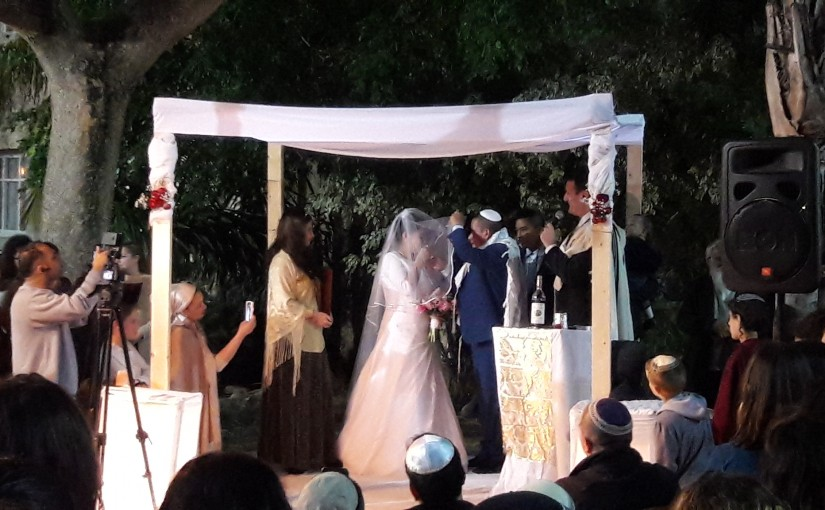 חתונה אמיתית באולפנא!