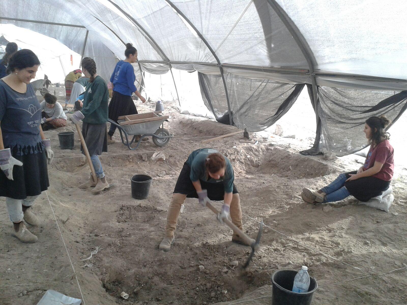 שבוע חפירות 3