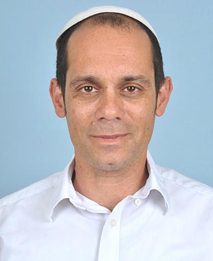 """הרב יהודה דוד- מנהל ביה""""ס"""