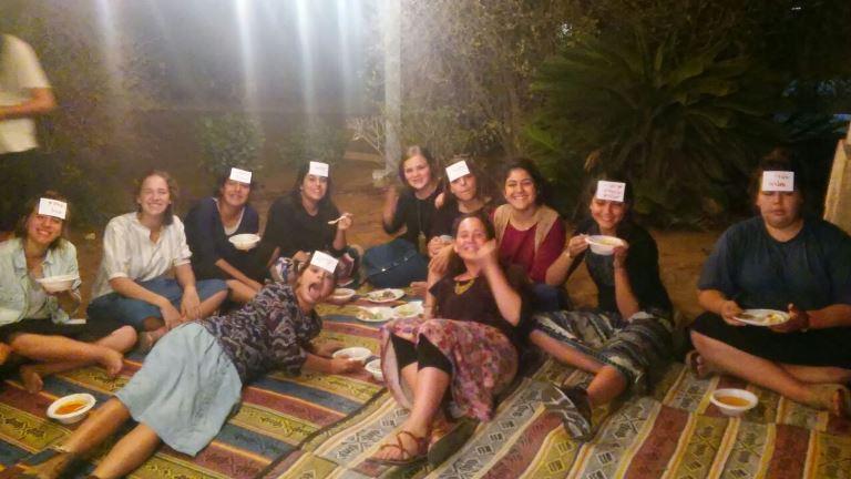ערב חגיגי למגמת ארץ ישראל